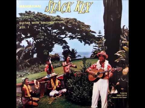 Gabby Pahinui - Hawaiian Slack Key Guitar Vol 1 - Side A