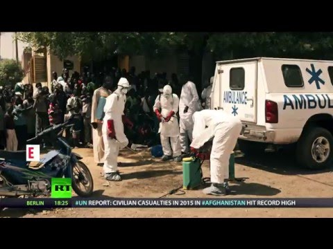 Russia presents Ebola vaccine at WHO meeting in Geneva