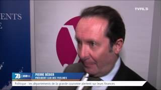 Politique : les départements de la grande couronne alertent sur leurs finances