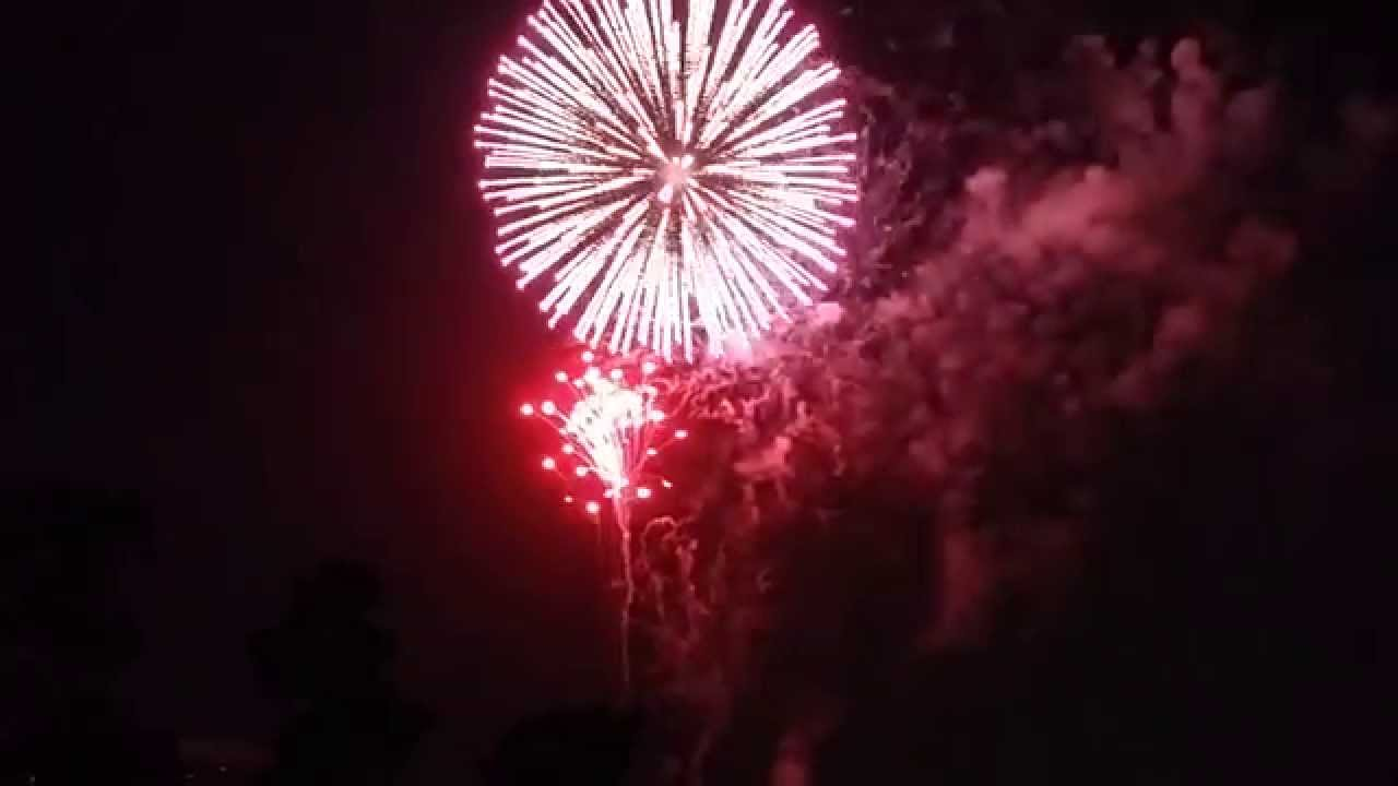 Independence Day Celebration (fire Works) 4th July, 2015