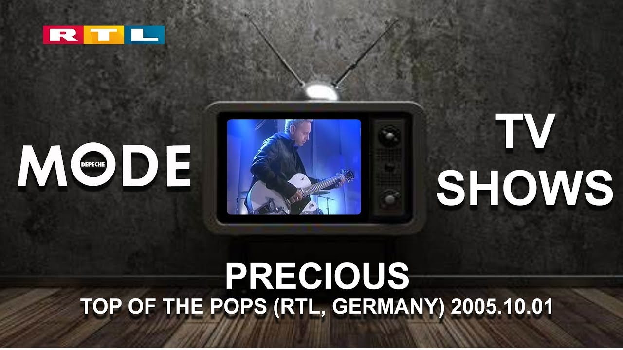 Rtl Depeche Mode