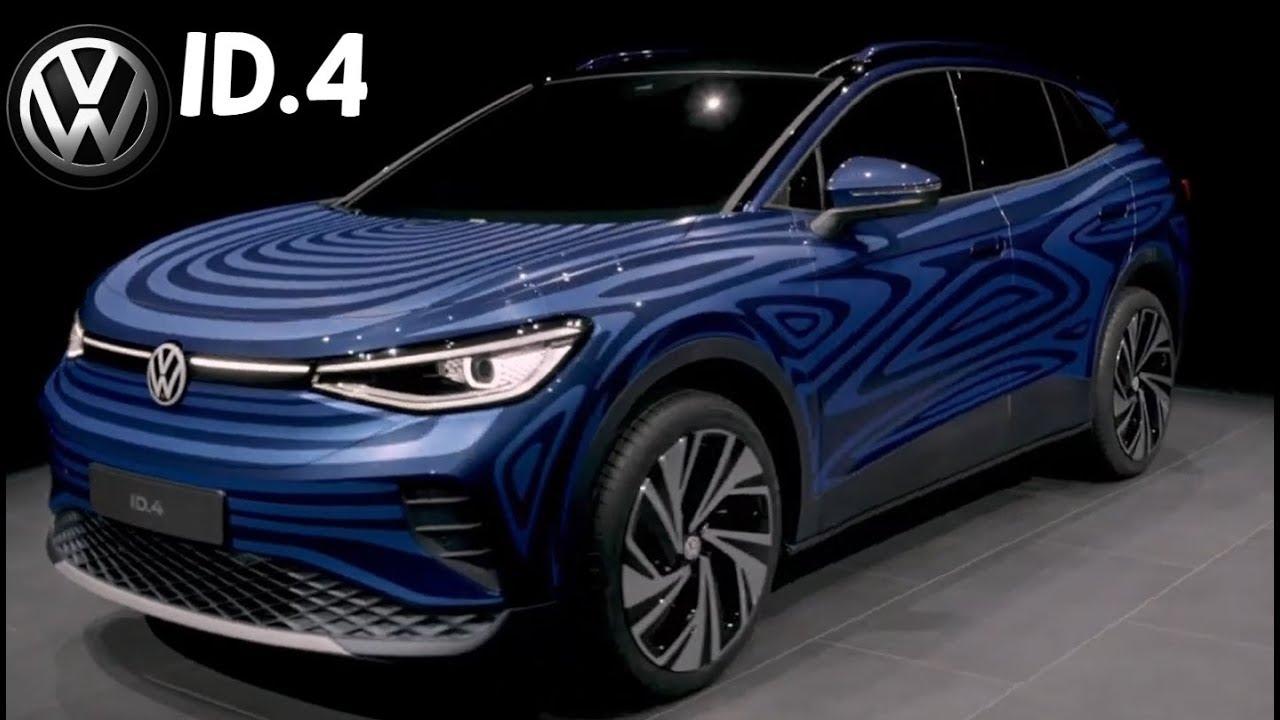 Novo Volkswagen ID.4 2021 o primeiro SUV 100% elétrico da ...
