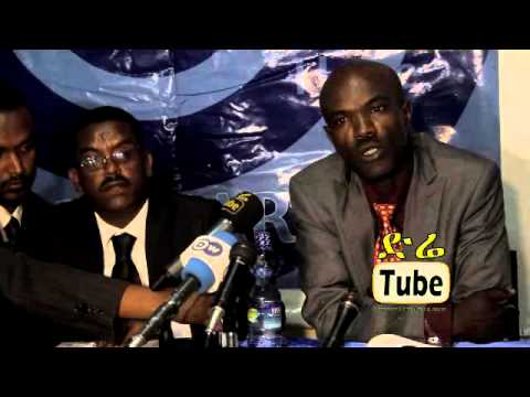 DireTube TV - Blue Party in Ethiopia Press Conference after the 2015 Election - Full