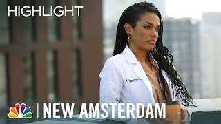 Max Is Afraid To Let Georgia In On His Secret - New Amsterdam (Episode Highlight)