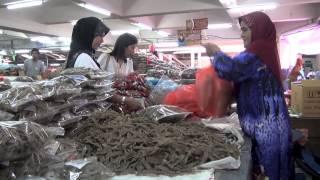 Pasar Payang : Terengganu, Malaysia