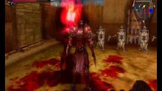 Undead Knights gameplay