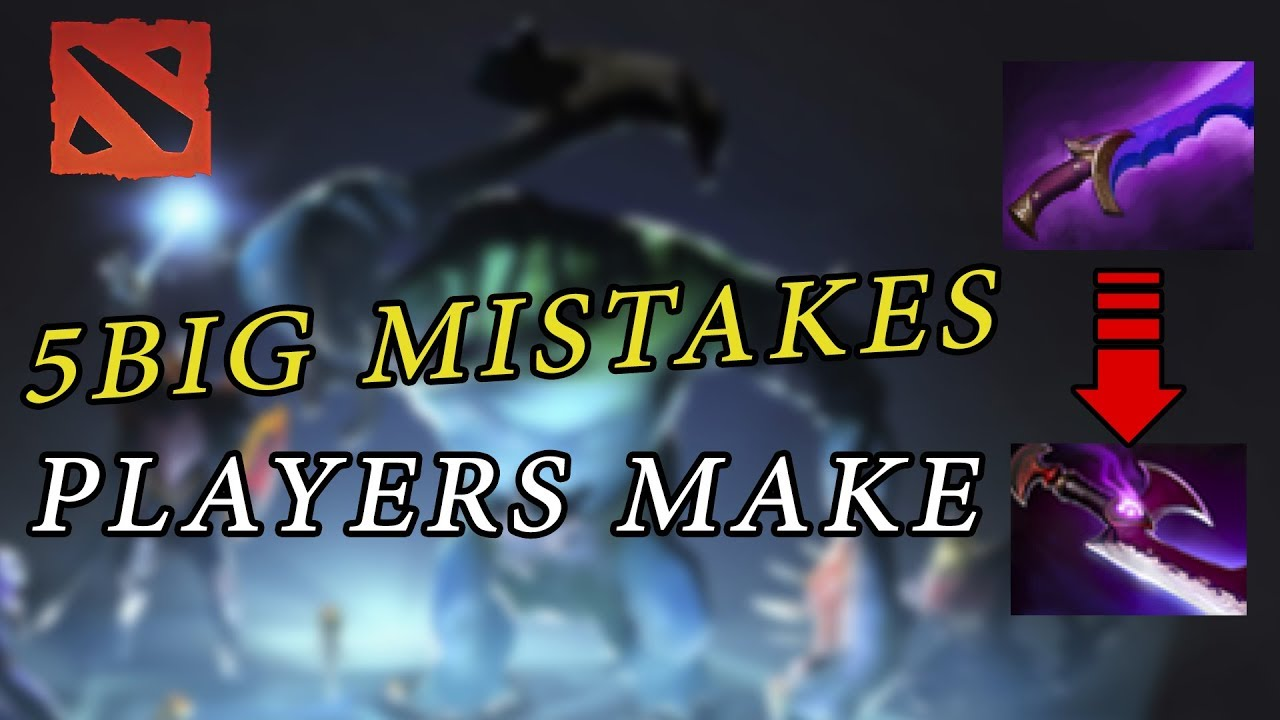 Top 5 biggest mistakes new players make when using Shadow Blade