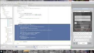 Android Studio Tutorial. Making a Register screen #2 (Java, JSON, HTTP POST)