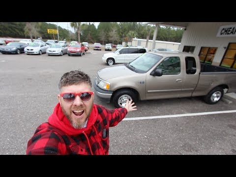 Here's a Ford F150 XLT Triton V8 16 YEARS LATER ( Review & Test Drive ) Truck VLOG