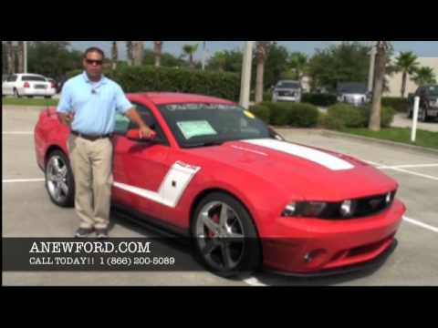 Gary Yeomans Ford | Largest Roush Dealer | in the Country