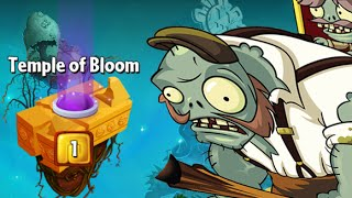 Plants vs. Zombies 2: Lost City Part 2 Day 20 - Unlocked Temple Bloom