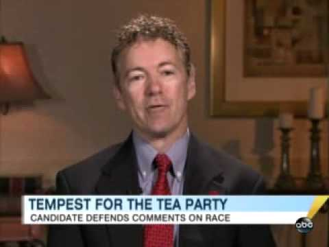Rand Paul in Contentious Interview with Stephanopoulos