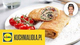 WEGAŃSKIE KROKIETY ZE SZPINAKIEM  | Kinga Paruzel & Kuchnia Lidla