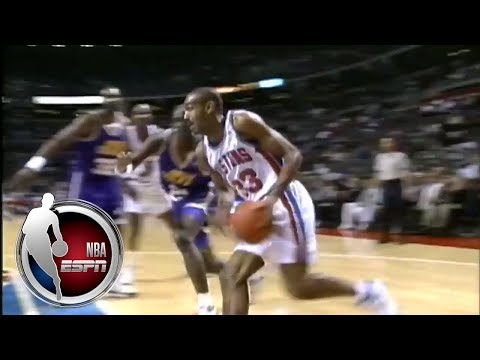 Grant Hill named as finalist for Hall of Fame | ESPN