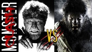 Monster Clash 2013: The Wolf Man (1941) vs The Wolfman (2010)