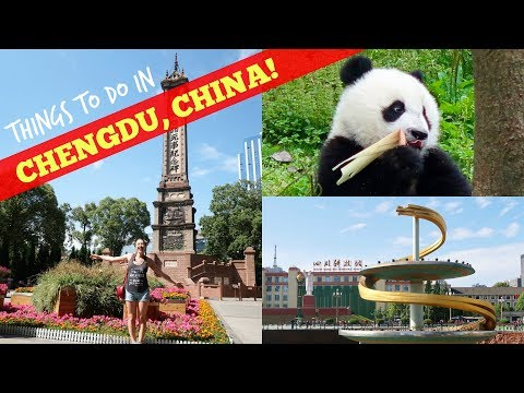 Things To Do In Chengdu, China! | MirandaTheAdventurer