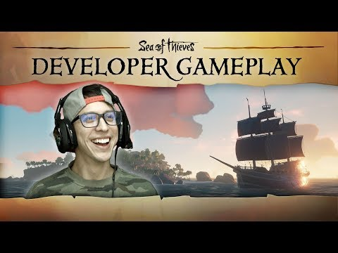 """Official Sea of Thieves Developer Gameplay #7: """"All Aboard the Party Boat!"""""""