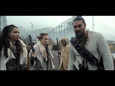 SEE (2019) First Look of Jason Momoa Sci-Fi Series
