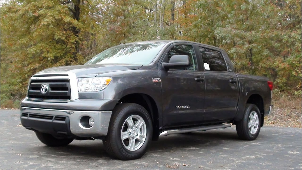 mvs 2012 toyota tundra crewmax youtube. Black Bedroom Furniture Sets. Home Design Ideas