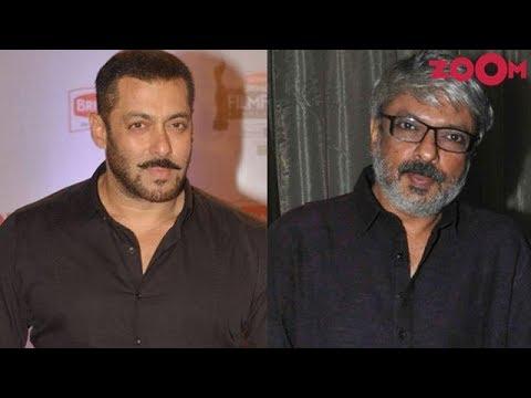 Sanjay Leela Bhansali OPENS UP on his equation with Salman Khan