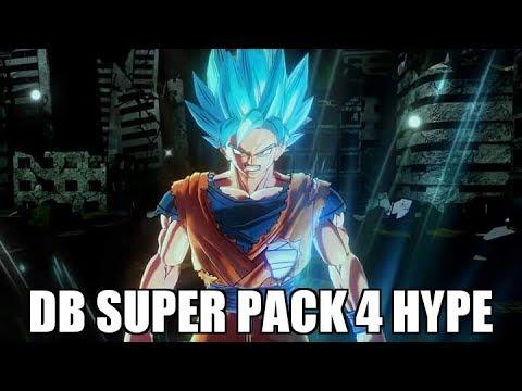 DBXV2 3 Days to DB Super Pack 4! (Another Sarurday Crash)