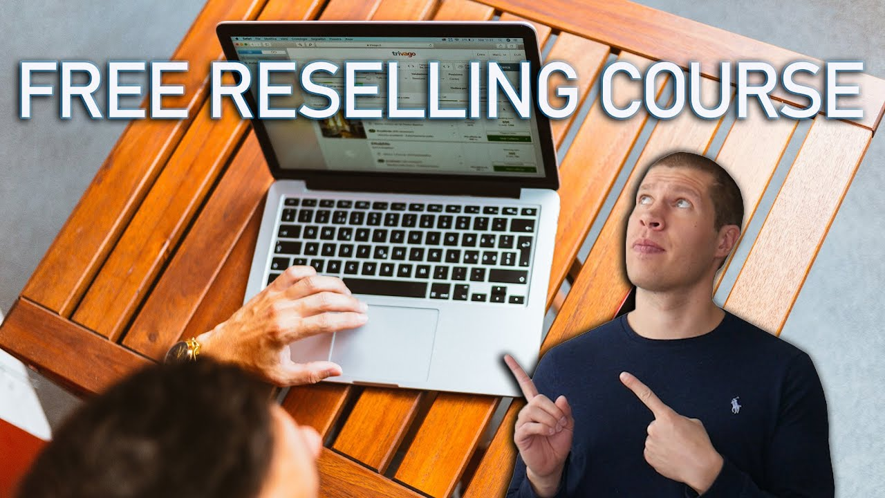 Learn How to Make Money Reselling Products Online [Free Mini Course]