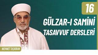 Gülzâri Sâminî Tasavvuf Sohbetleri -  Mehmet TAŞKIRAN 04 ARALIK 2014