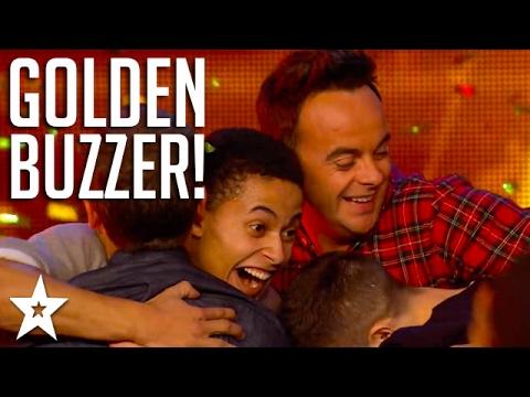 ALL Ant & Dec GOLDEN BUZZERS on Britain's Got Talent! | Got Talent Global