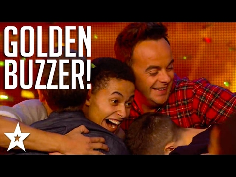 All Ant & Dec GOLDEN BUZZER Auditions On Britain's Got ...