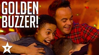 All Ant & Dec GOLDEN BUZZER Auditions On Britain