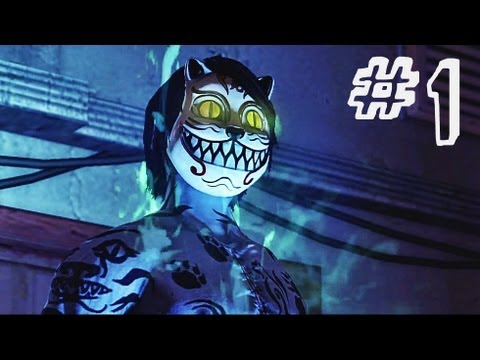 Sleeping Dogs: Nightmare in North Point - Gameplay Walkthrough Part 1 - SMILEY CAT