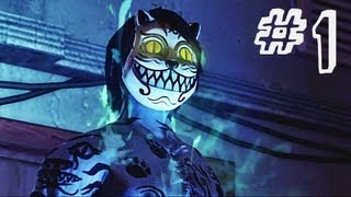 Sleeping Dogs: Nightmare in North Point - Gameplay Walkthrough Part 1 - SMILEY CAT