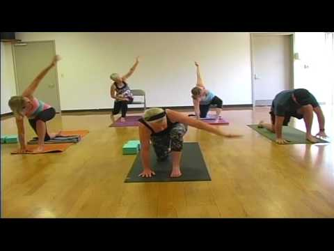 Nevada Trails features a Yoga Show
