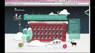 FP Creative Christmas Card 2013