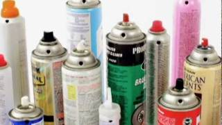 Aerosolv Aerosol Can Recycling System