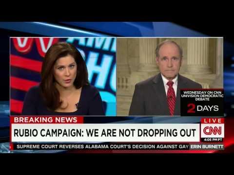 Rubio supporter Sen. Jim Risch pushes back on CNN report