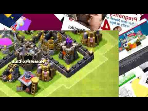 Clash Of Clans BEST Town Hall 4 Defense Strategy - CoC TH4 Farming Base Layout 2016