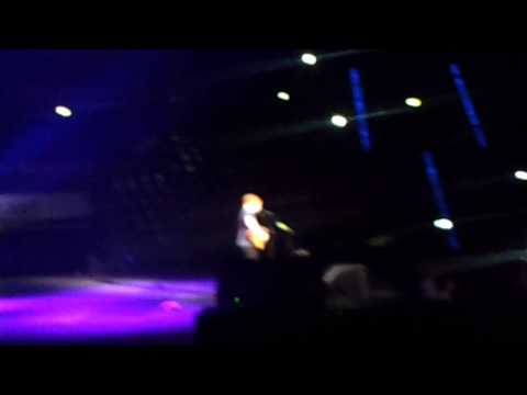 Ed Sheeran Give Me Love Stuttgart 2014.