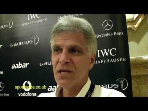 Mark Spitz on Thorpe, Phelps and gold - Sportsvibe TV