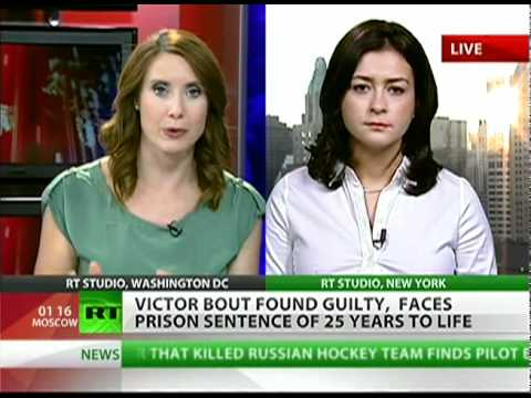 Viktor Bout found guilty