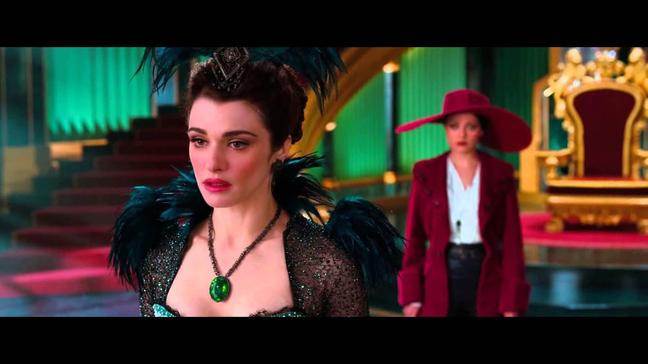 Oz The Great and Powerful - Exclusive Clip - Evanora Vs ...