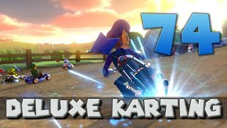 [74] Deluxe Karting (Mario Kart 8 Deluxe w/ GaLm and friends) thumbnail