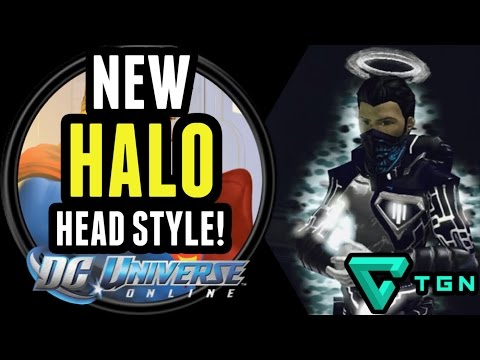 DCUO: NEW HALO HEAD STYLE! // Imps Are Imp-ortant Investigation Location & Reward