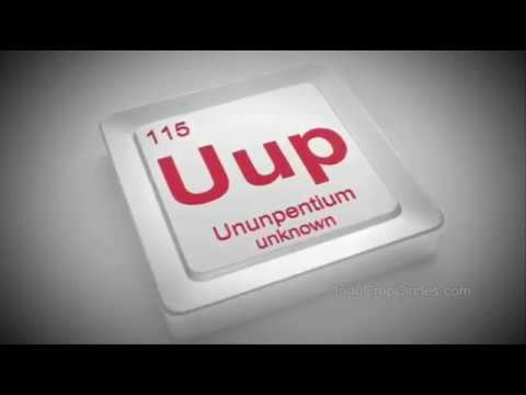 THE SECRET OF: ELEMENT-115 / UNUNPENTIUM / MOSCOVIUM (ALIEN TECHNOLOGY)