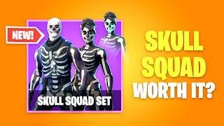 Are Skull Trooper or Skull Ranger Worth it? New Fortnite Item Shop
