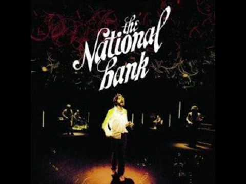 The National Bank - I hear the sparrow sing