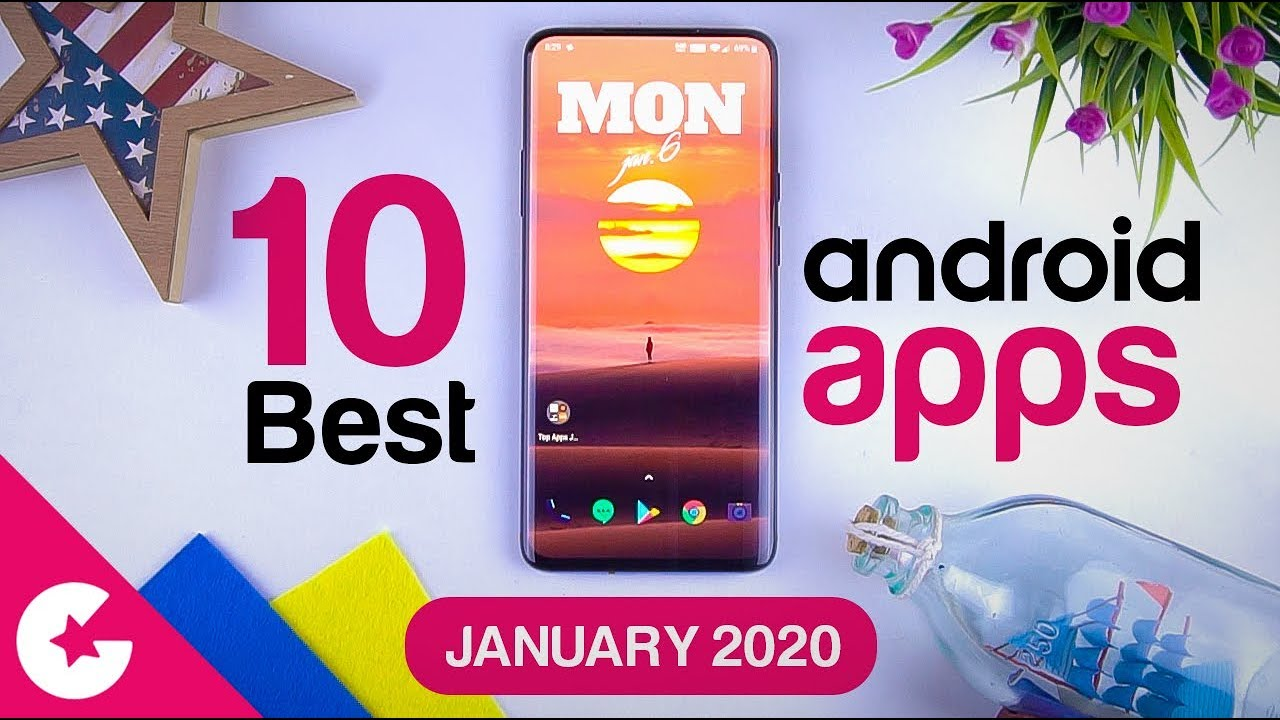 Top 10 Best Apps For Android Free Apps 2020 January Youtube