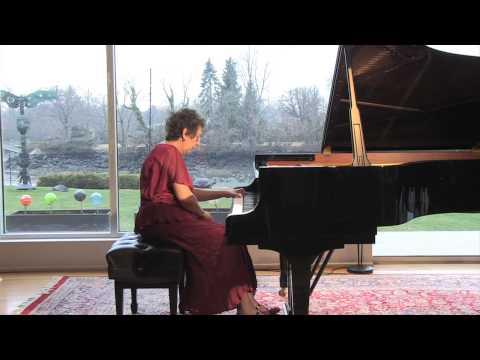 "All- Debussy program (1/4) ""Pour le piano"" - Juana Zayas"