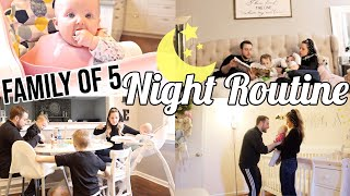 TODDLER AND BABY NIGHT ROUTINE SLEEPING THROUGH THE NIGHT