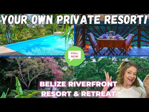 Belize Riverfront Resort